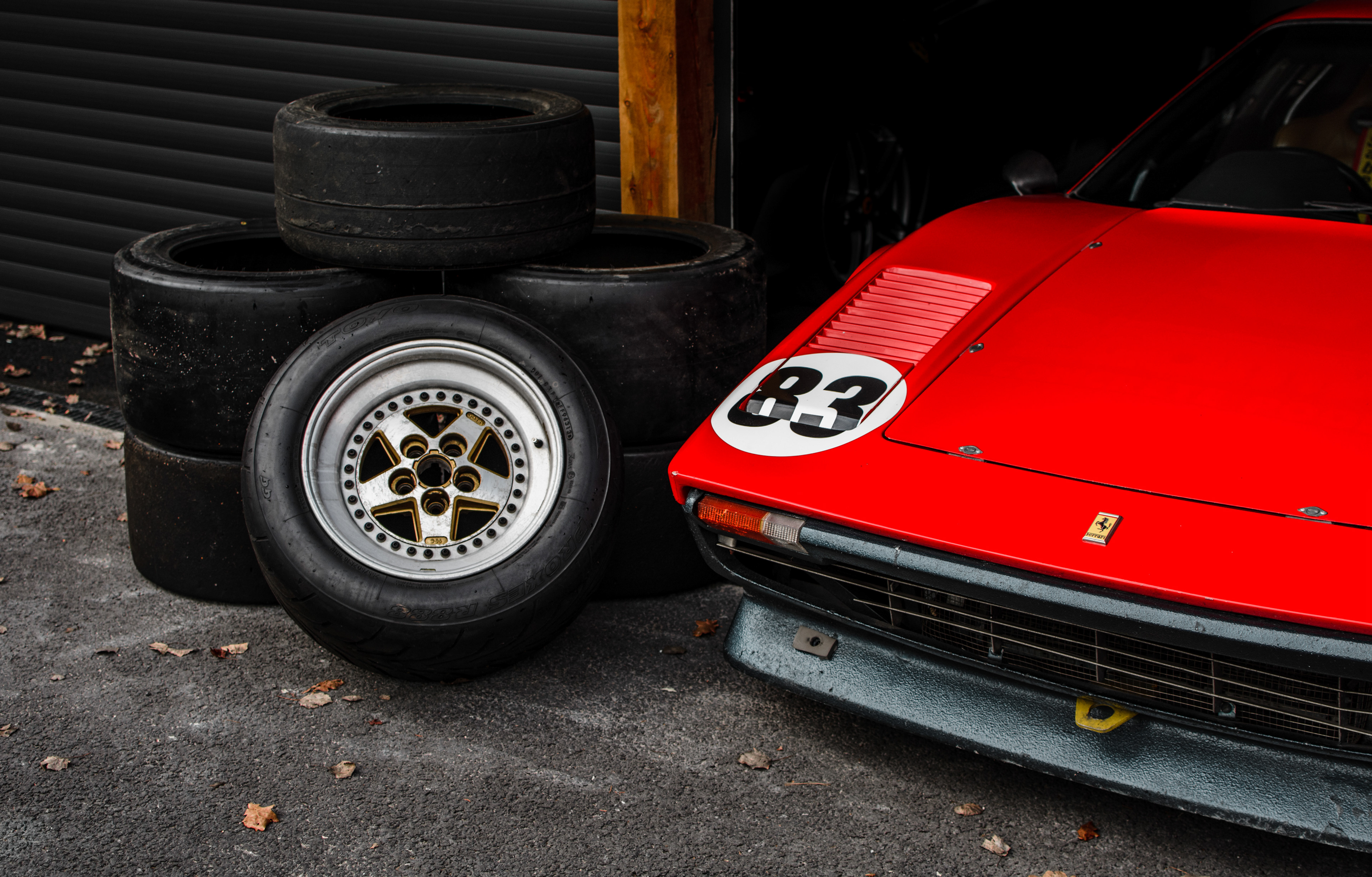culture classic video take cars ferrari turbo review one this parts car