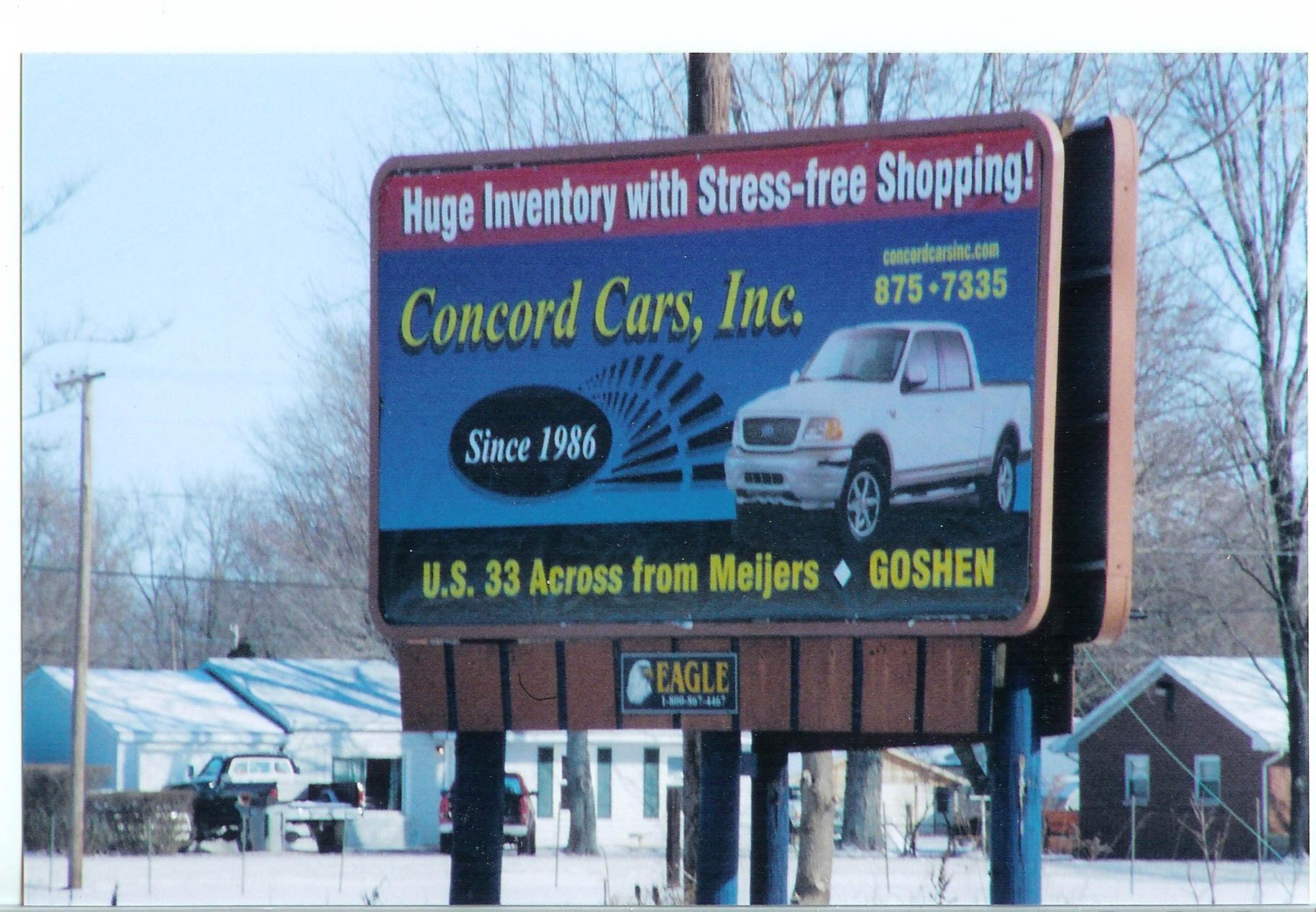 Auto Dealer Billboards