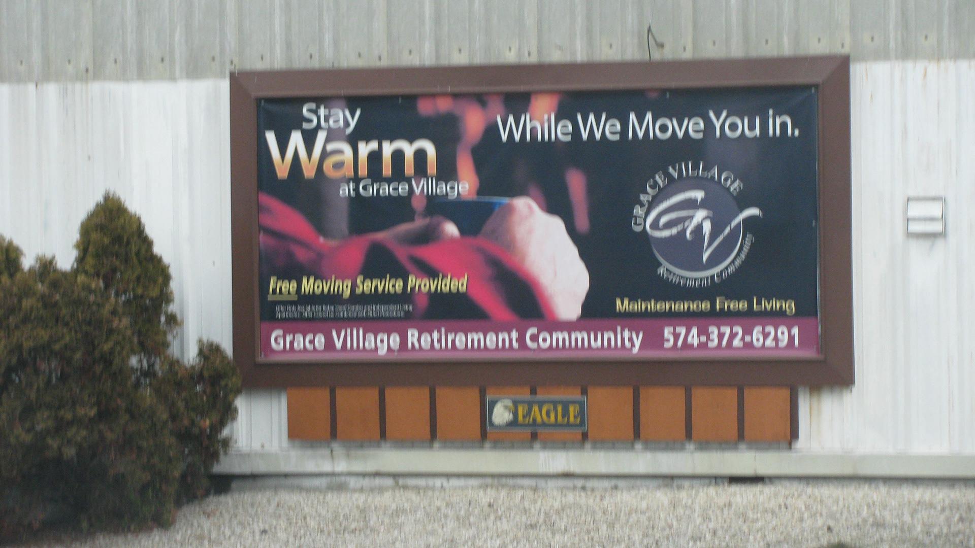 Dan Walcott - Assisted Living Billboards