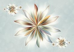 aartika! fractal art by Tina Oloyede