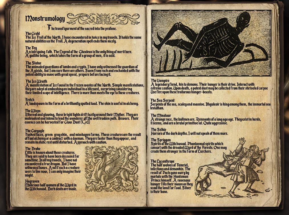 Rye Hester - The Elder Scrolls