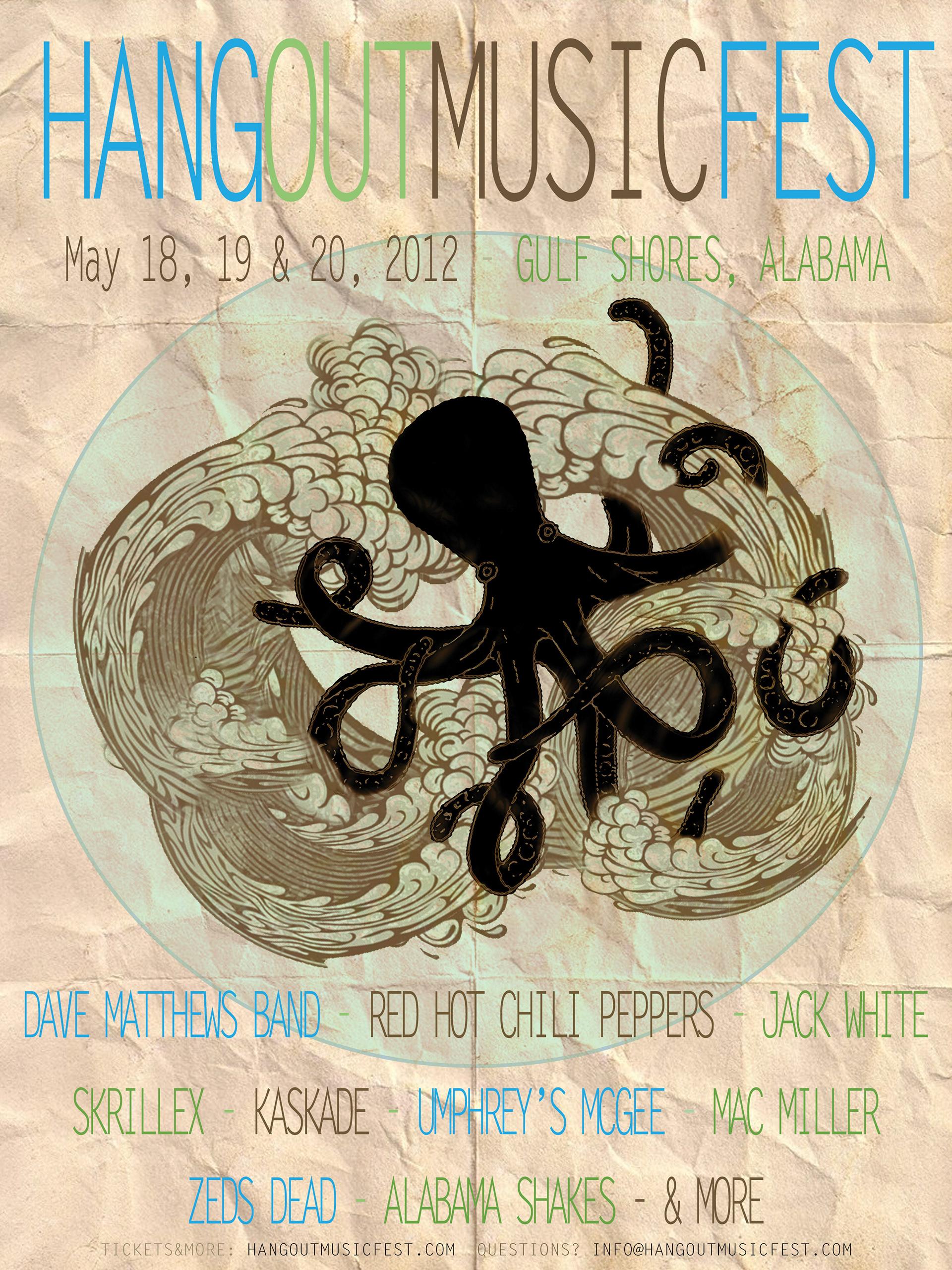 Poster design on mac - Concert Poster Design