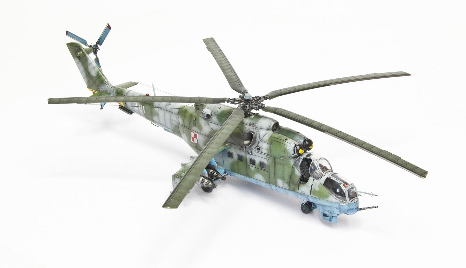 фото сборных вертолетов от звезды пастой