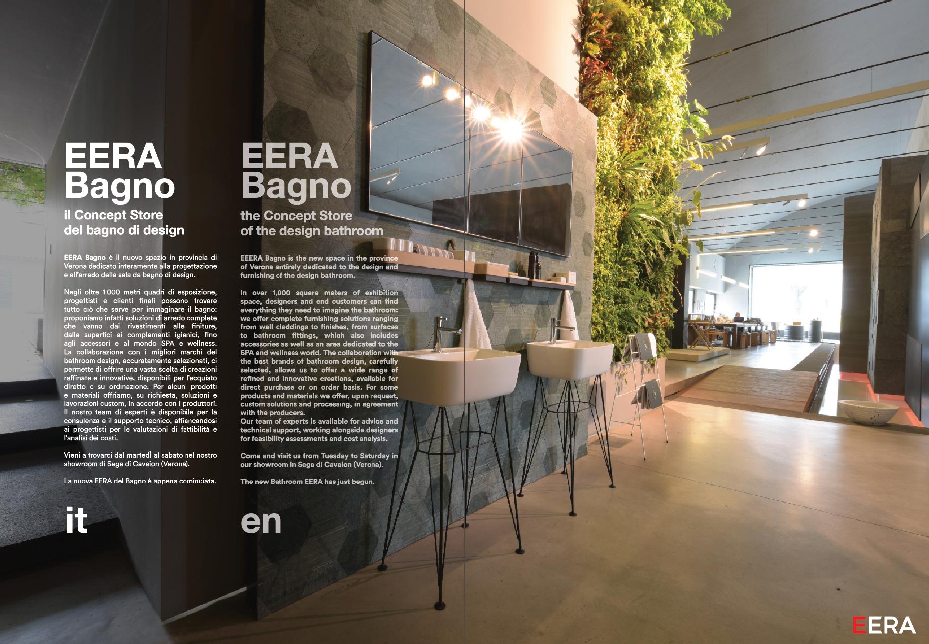 Luca Tognolo visual designer freelance - EERA magazine