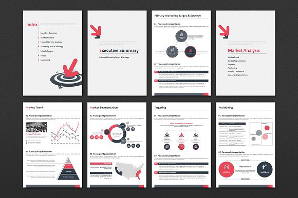 DEOUR - Webdesign Resources & Development - Marketing Plan