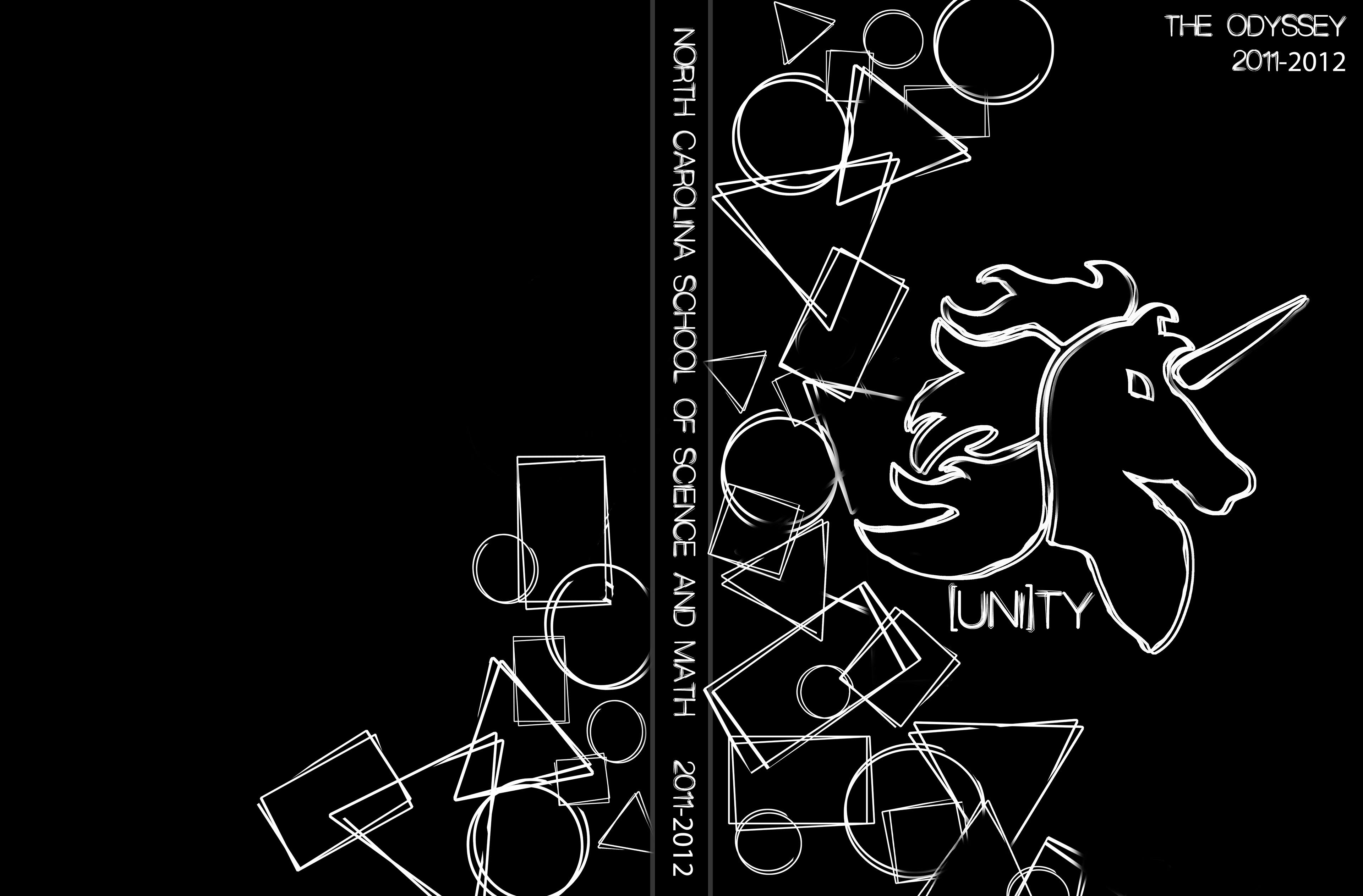 derek collier ncssm yearbook cover designs