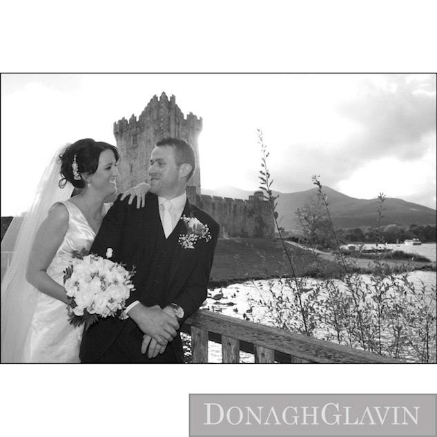 wedding photographer cork kerry ross castle