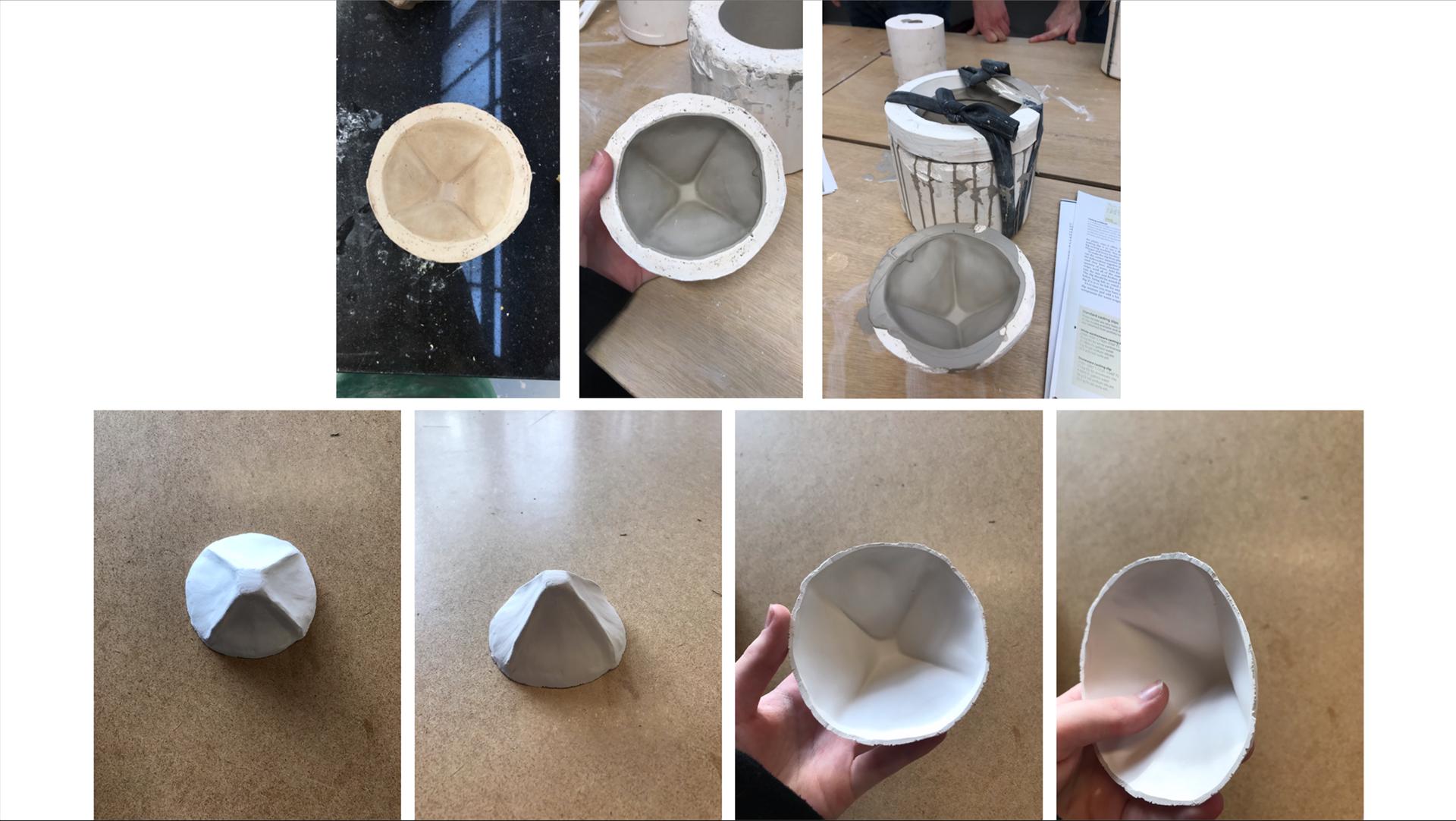 John Kennedy - Ceramic: Slip Casting