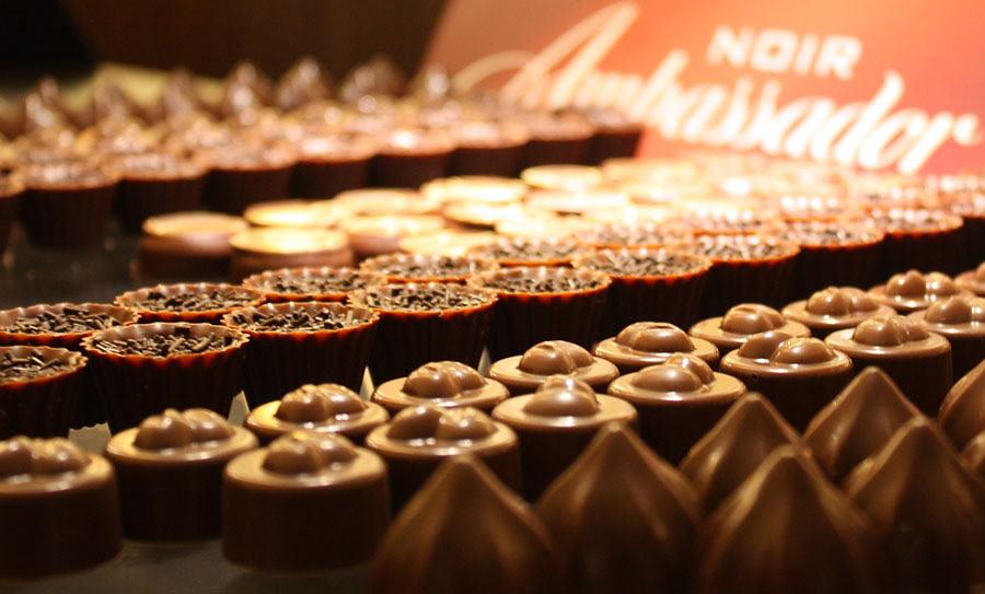 Dan Ferguson - Nestlé - Cailler Chocolate Retail Store VR Activation