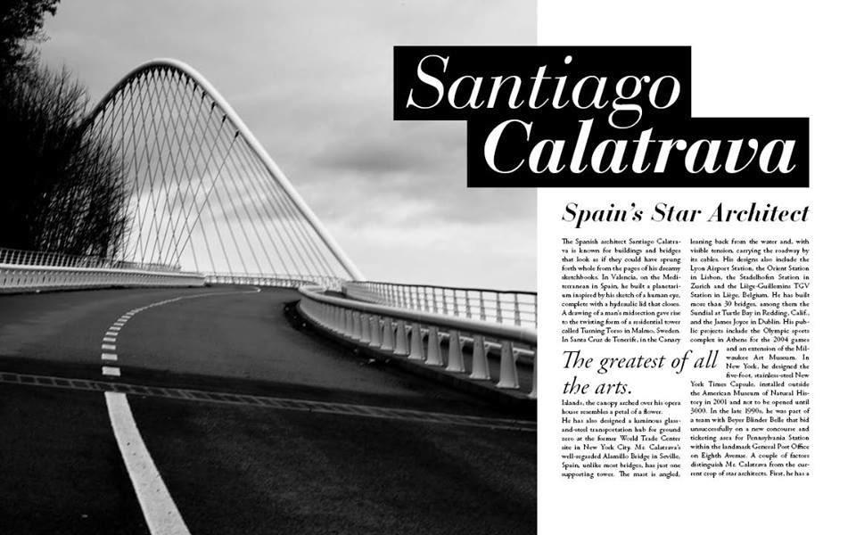 sara barlow magazine and poster layouts