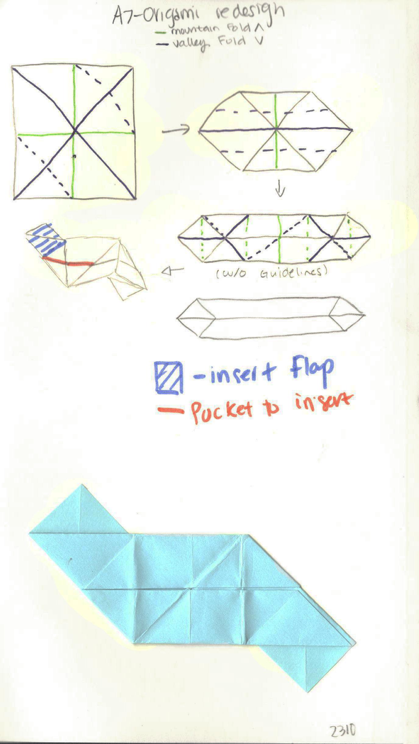 Origami 12-Pointed Star – Origami Tutorials | 2441x1374