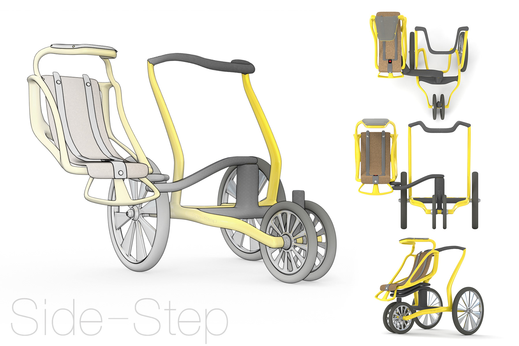 Side Step Product Ideation