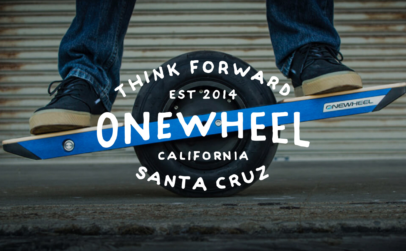 Onewheel T Shirt Designs For The Santa Cruz California Based Self Balancing Electric Skateboard Company