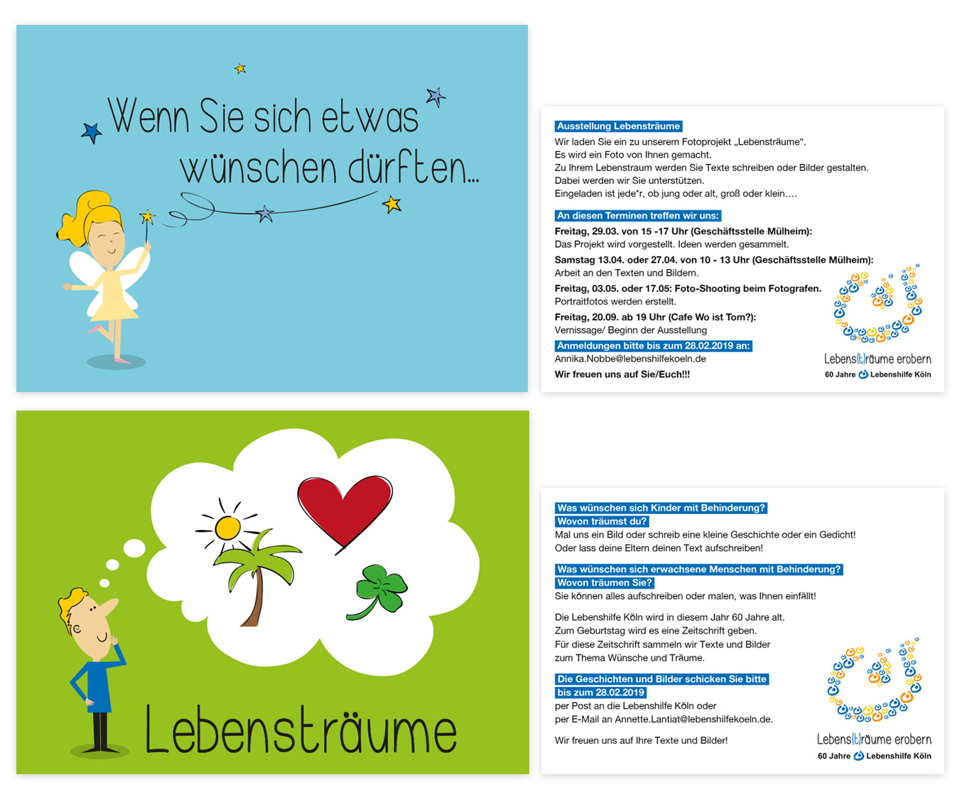 Barbara Höppner Lebenshilfe Köln Illustration Print