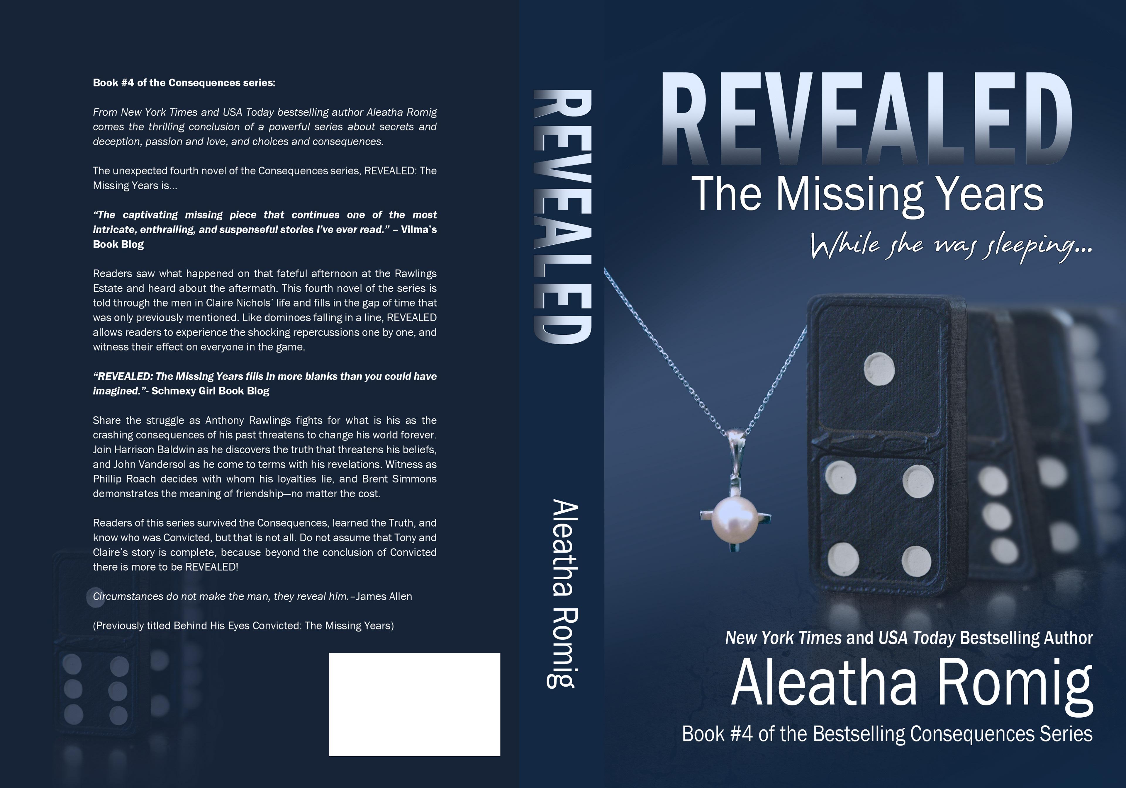 Melissa Ringuette - Aleatha Romig - Consequences