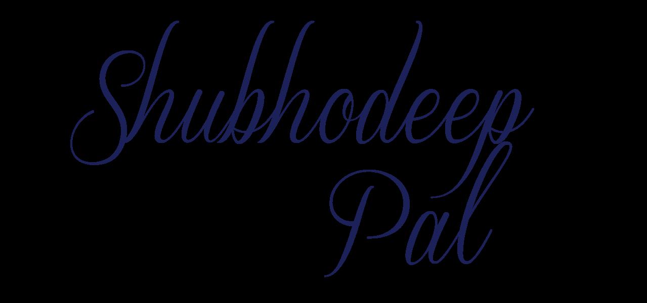 Shubhodeep Pal - Poet. Photographer. Wanderer.