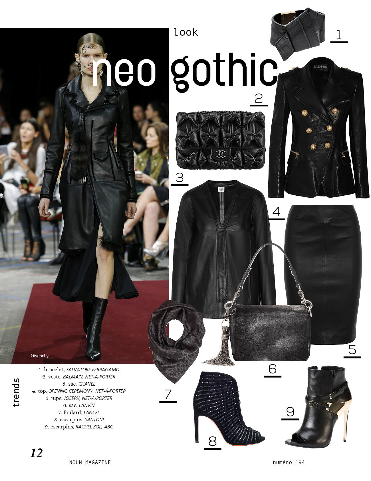 Typhanie Cochrane Fashion Trends Winter 201516