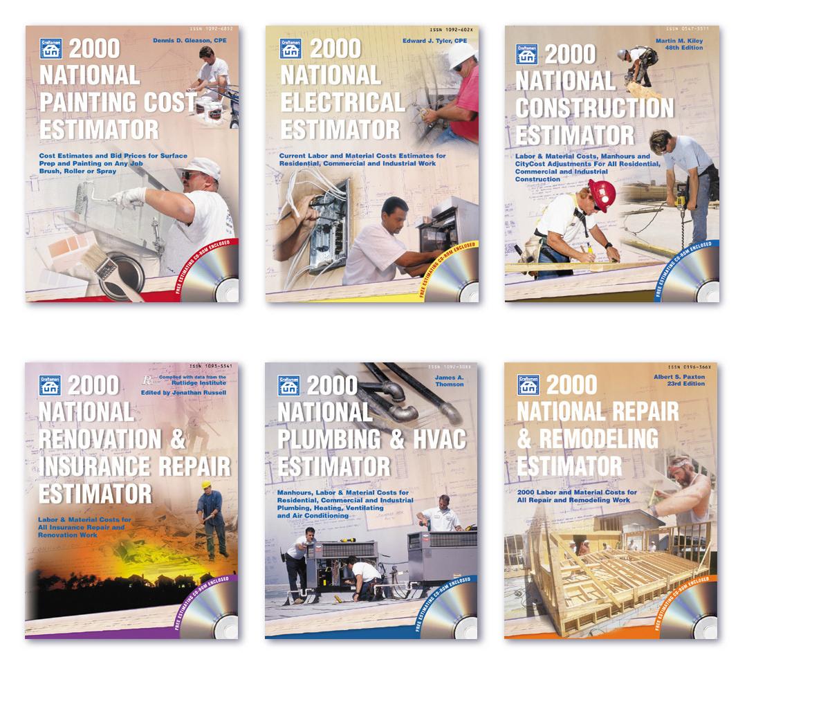 Merritt Voigtlander - 2000 Estimator Covers