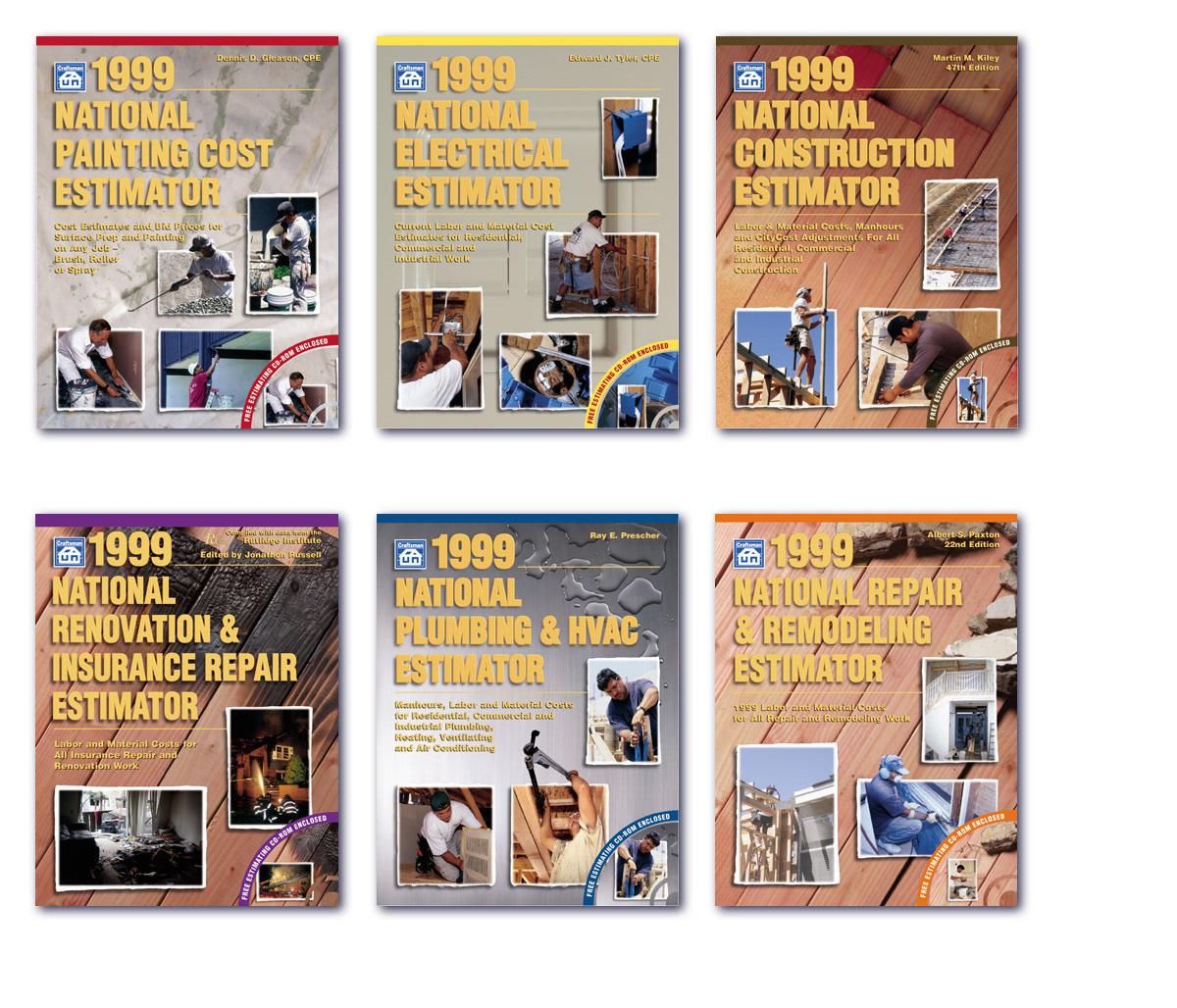 Merritt Voigtlander - 1999 Estimator Covers