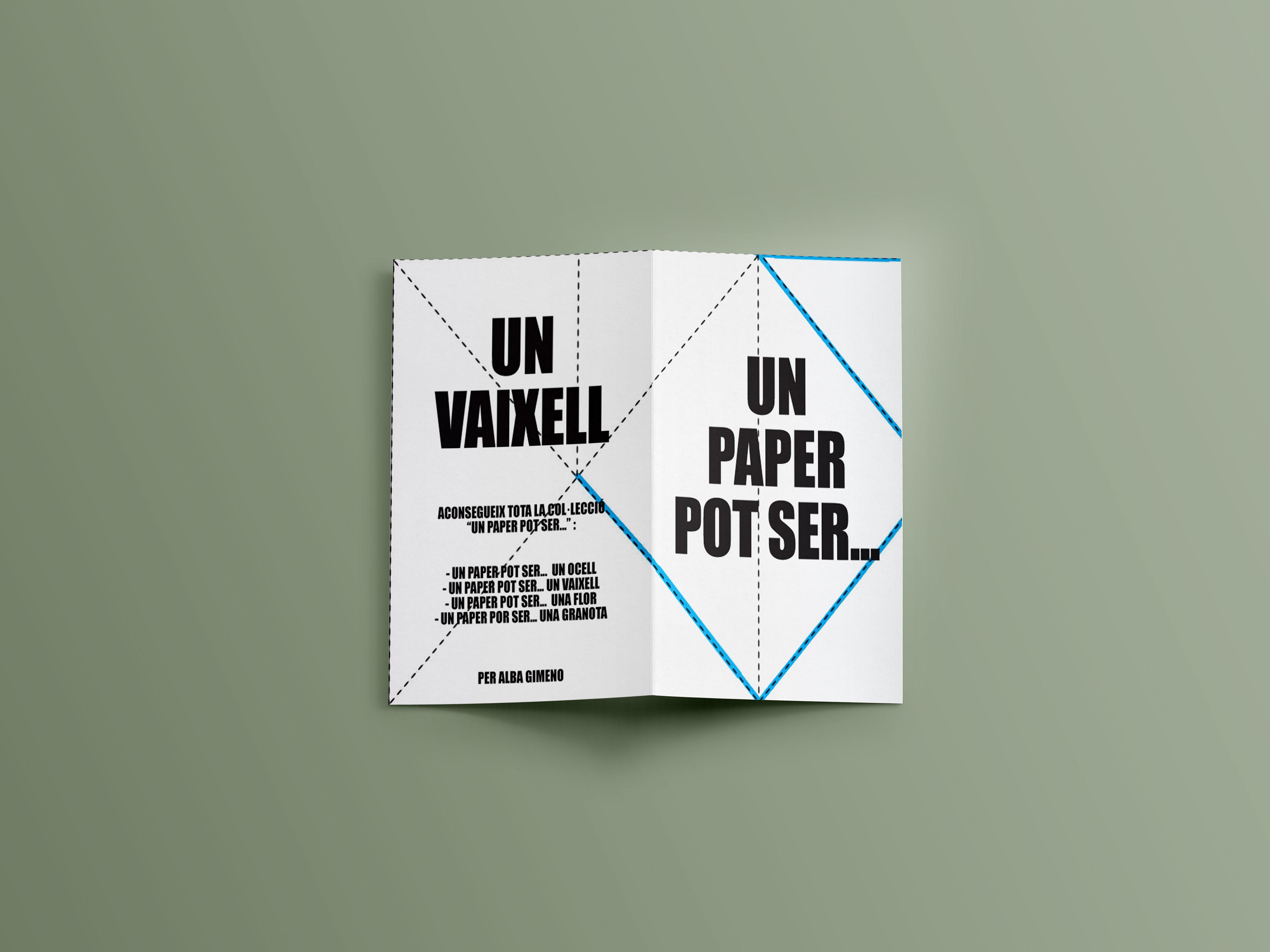 Origami Nut » Mini Book | 2880x3840