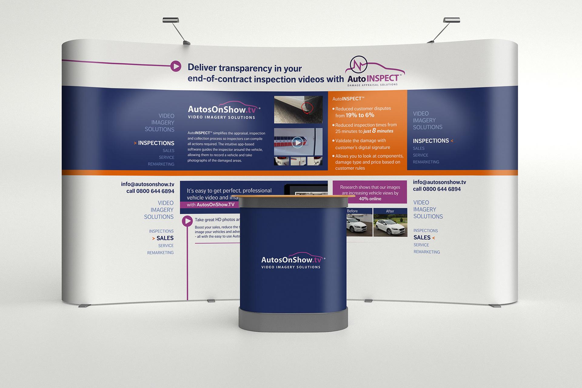 Marketing Exhibition Stand Years : Deavall design freelance graphic design branding online