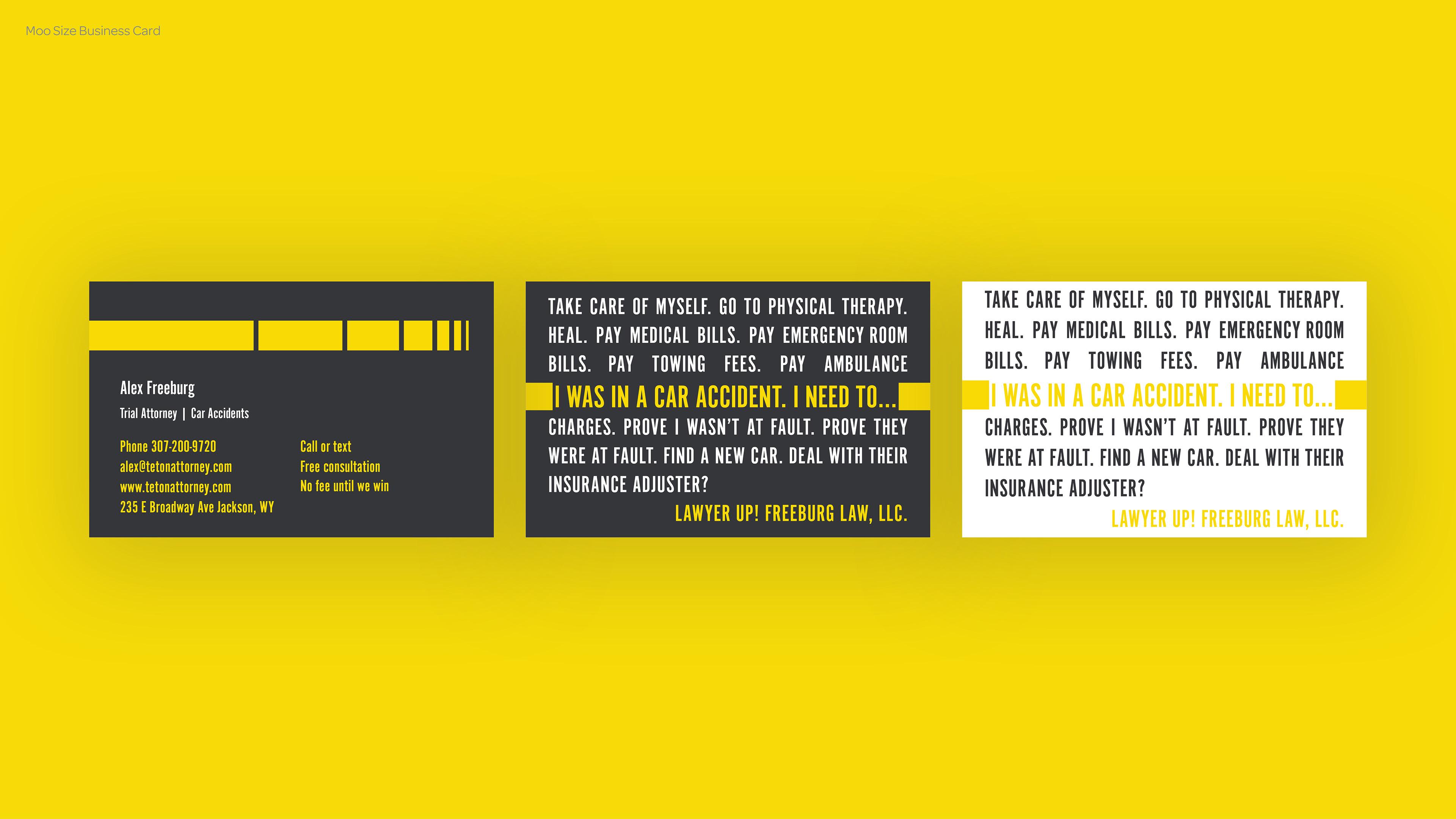 Keren Kraus Web & Visual Designer - Business Cards