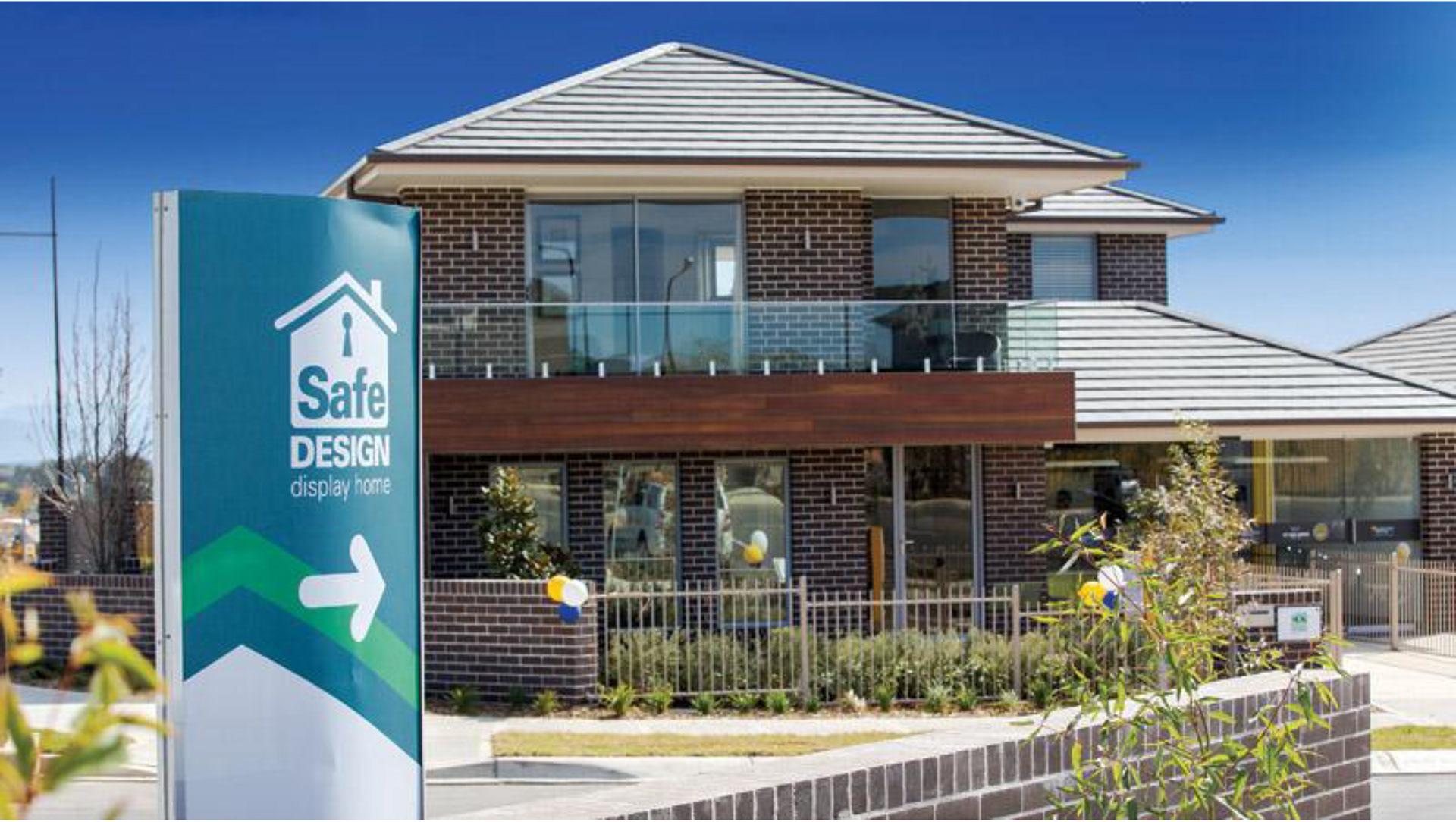 Paul Ryan - Safe Design Display Home