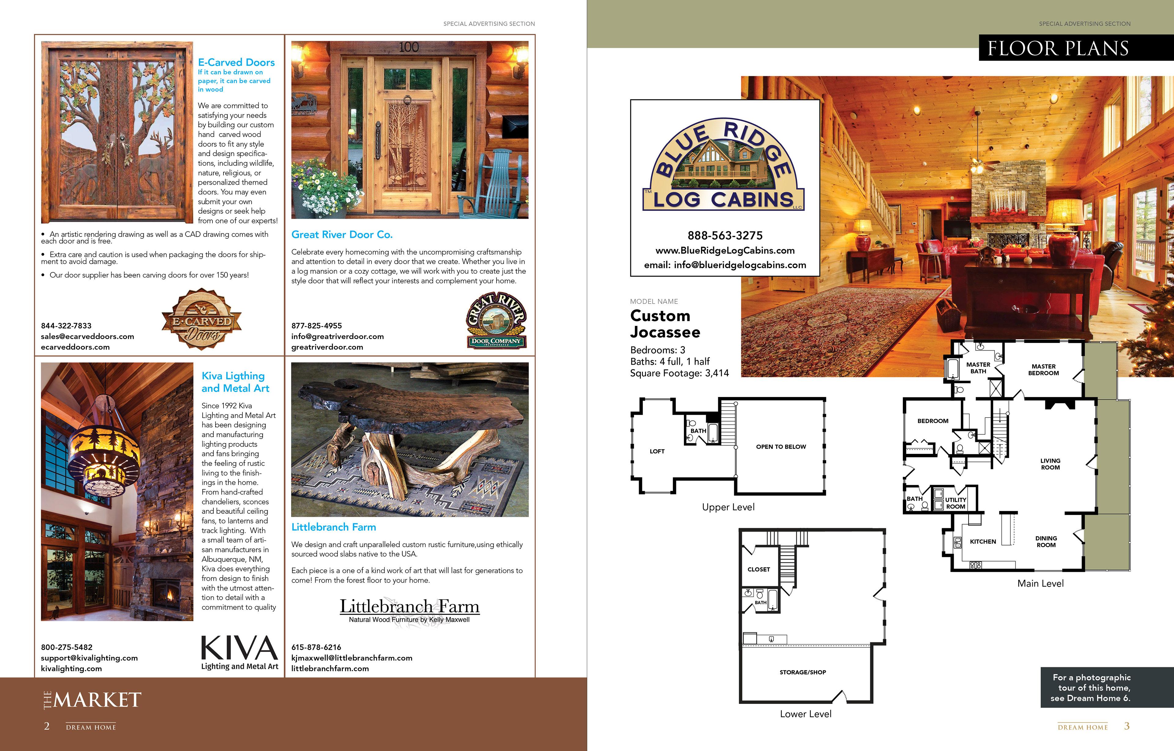 Gabriela Crespo - magazine layout + pre-press