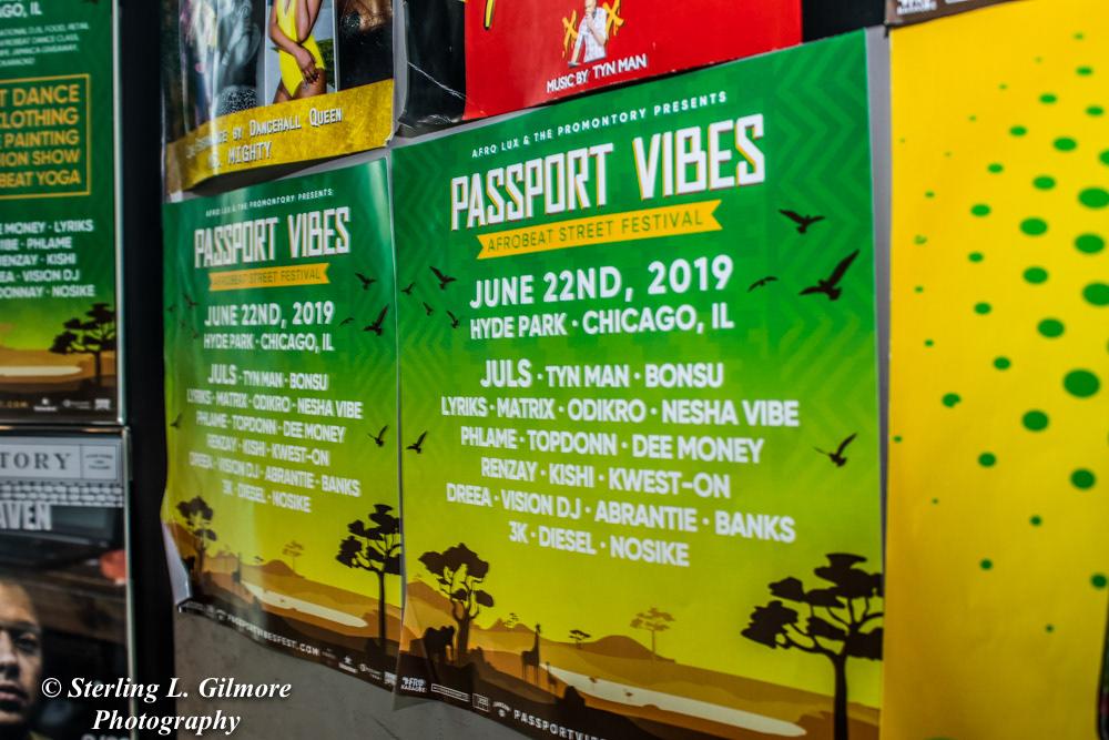 Camera Nerdy Shoot Chicago - Afrobeat Festival 2019