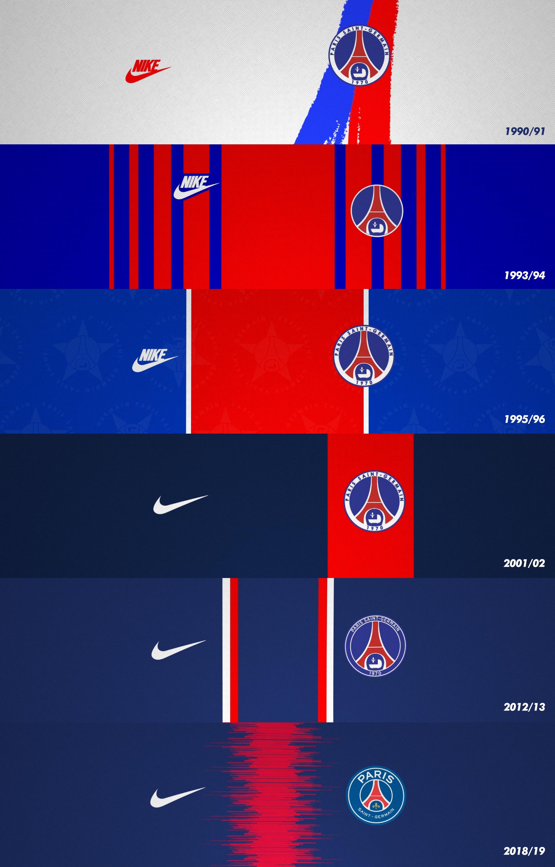 Whip Art Direction Motion Design Illustration For Sport Psg X Nike X All