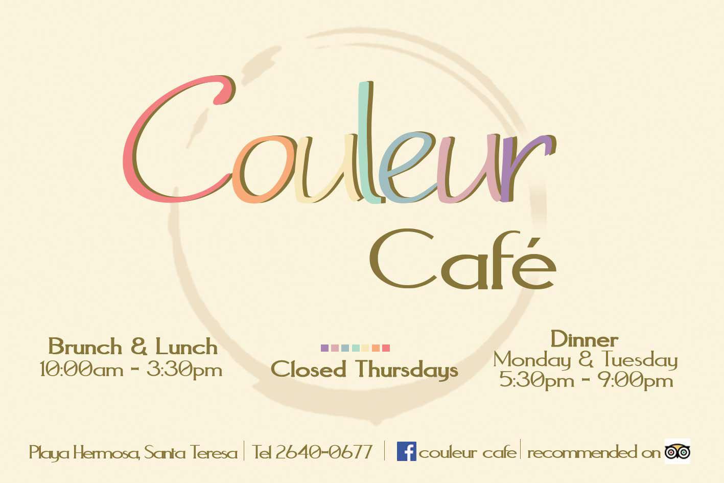 Lyndsey Coburn Portfolio Couleur Cafe