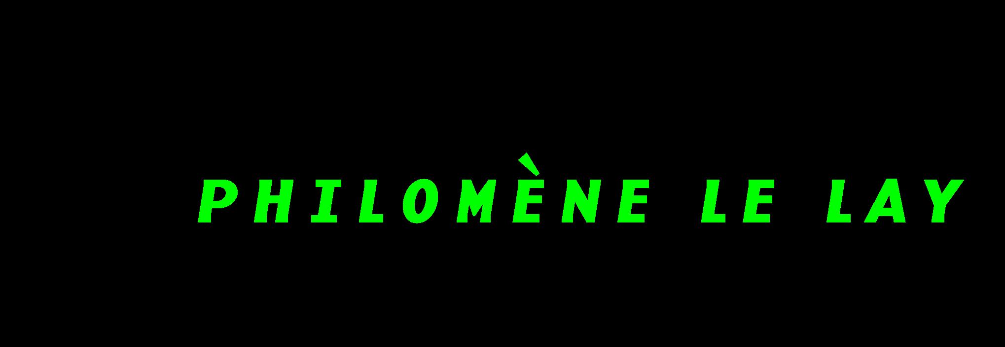 Philomène Le Lay