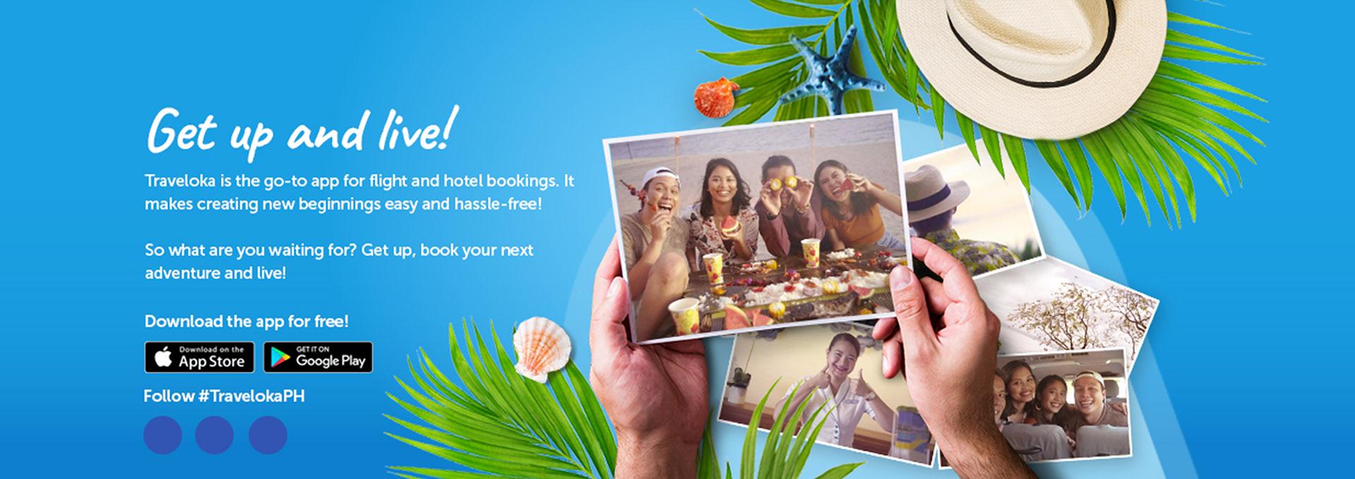 Illustration Portfolio Traveloka Promotion Banners