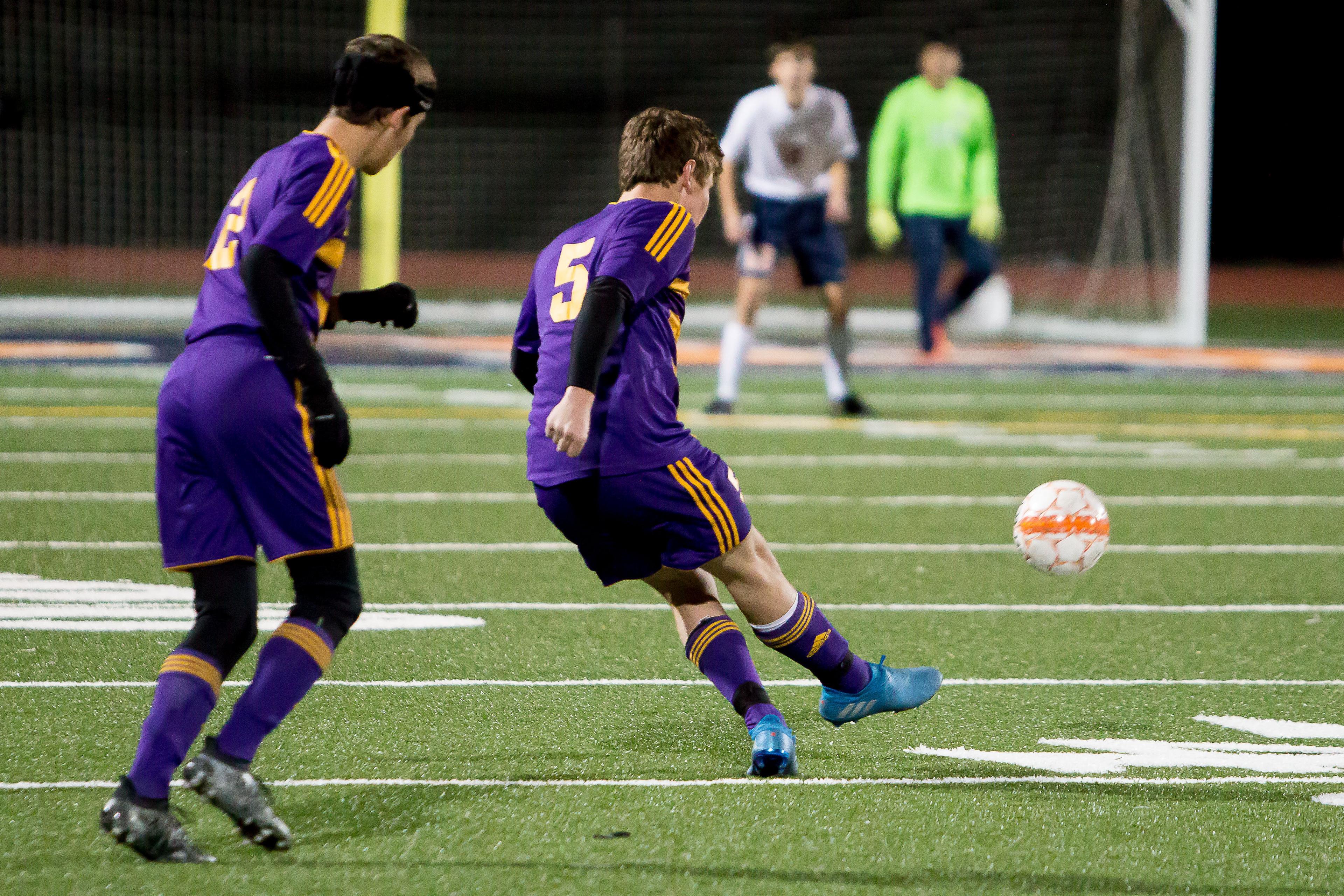 Shannon Hofmann - Soccer: LH Varsity Men vs Leander Glenn ...