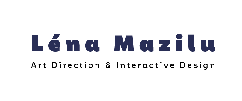 Lena Mazilu - Art direction & Interactive Design