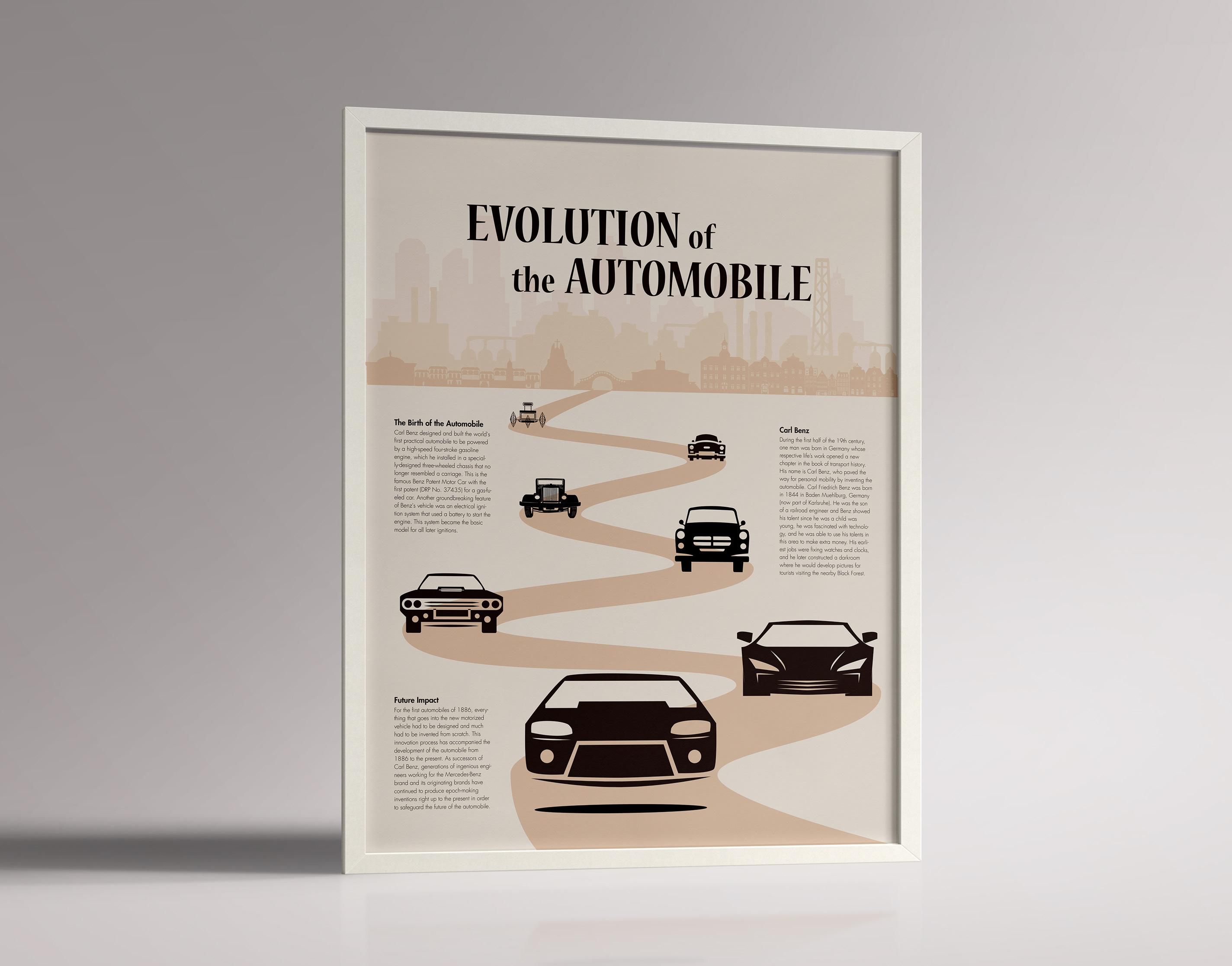 Bohao Zhang - Evolution of the Automobile