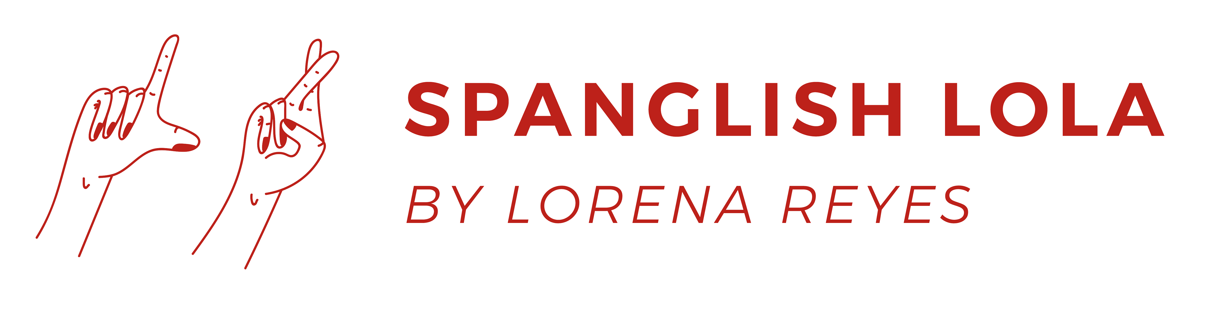 Spanglish Lola by Lorena Reyes