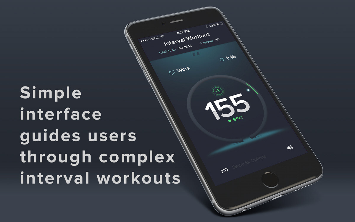 Vincent Valentino - Guided Cardio Interval Training Mobile App