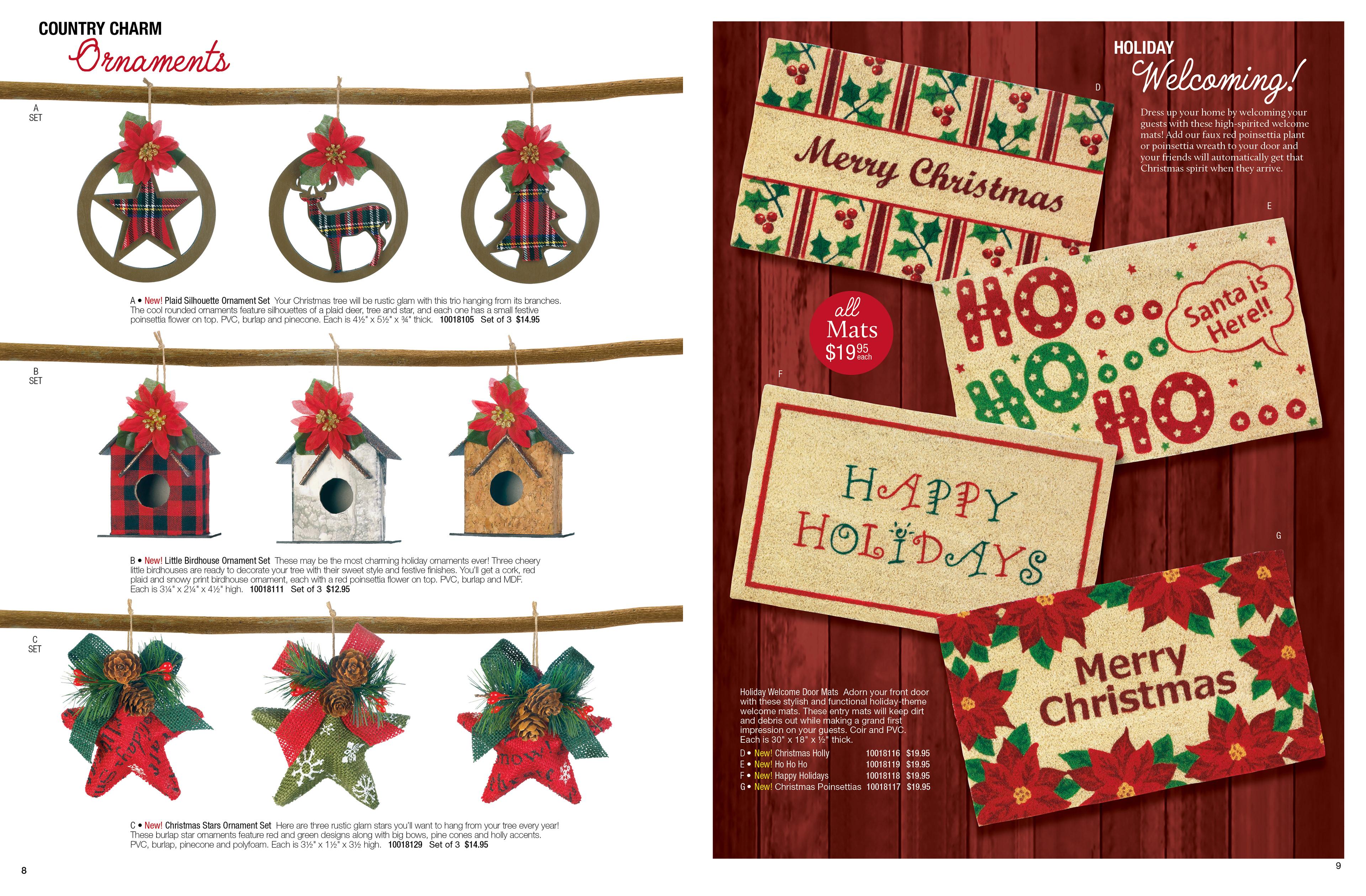 Karen Ose Christmas Catalog 2017