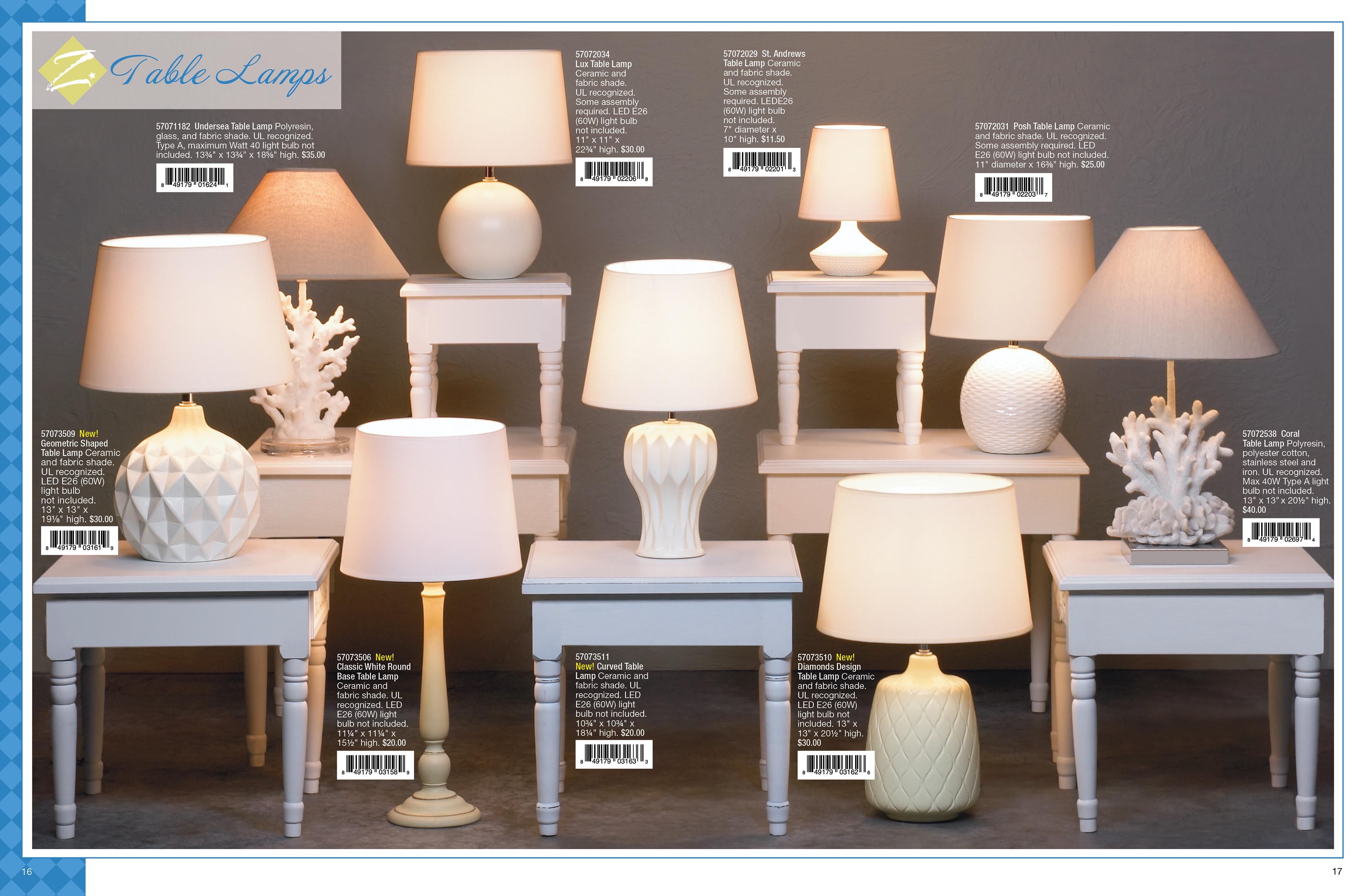 Karen Ose Home Decor Trade Show Catalog 2018