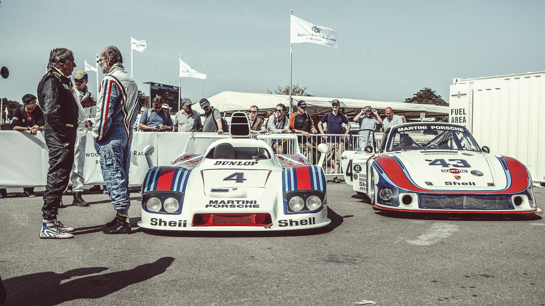 Goodwood festival of speed fashion