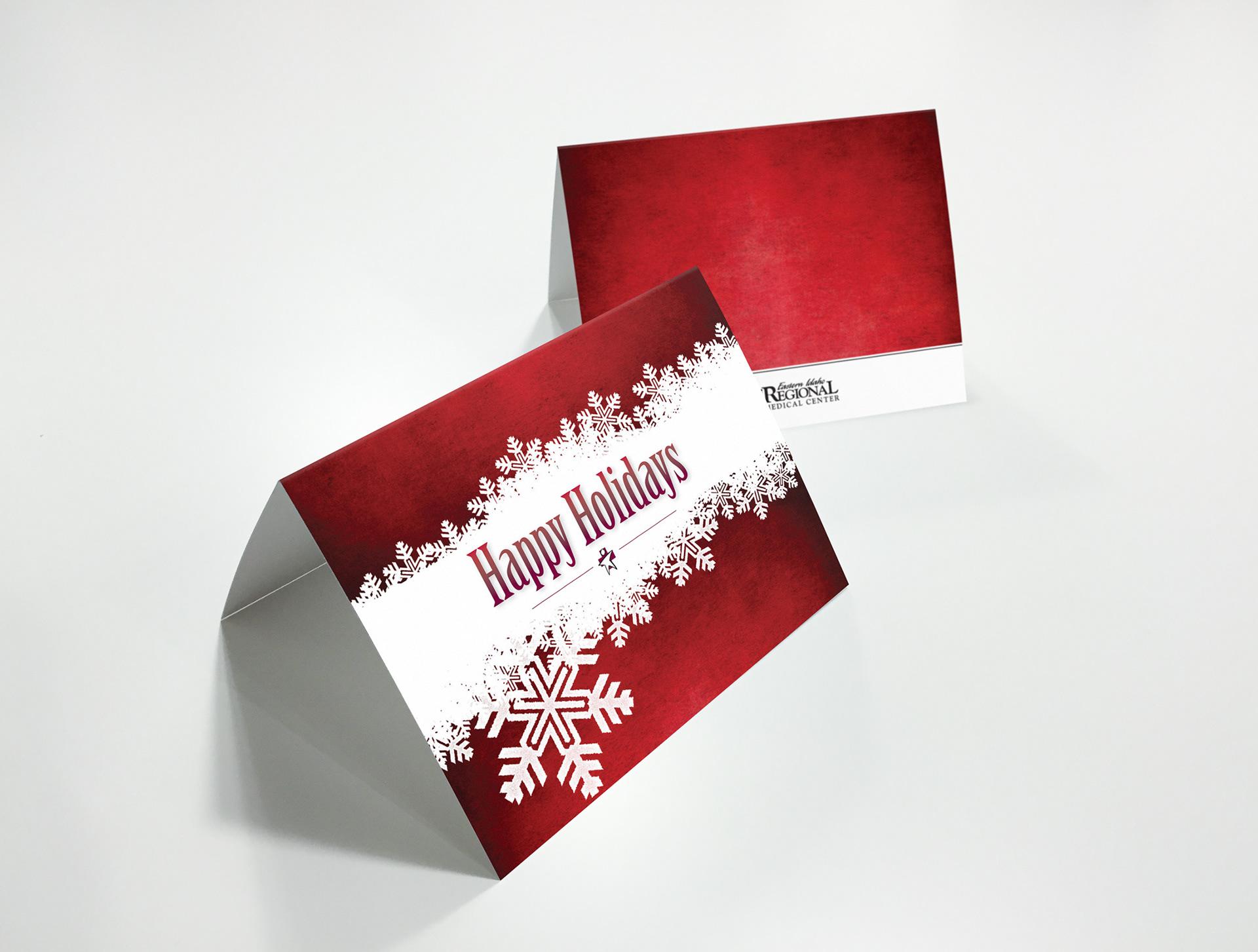 Karen hall custom holiday greeting cards eastern idaho regional medical center holiday greeting card 2014 m4hsunfo