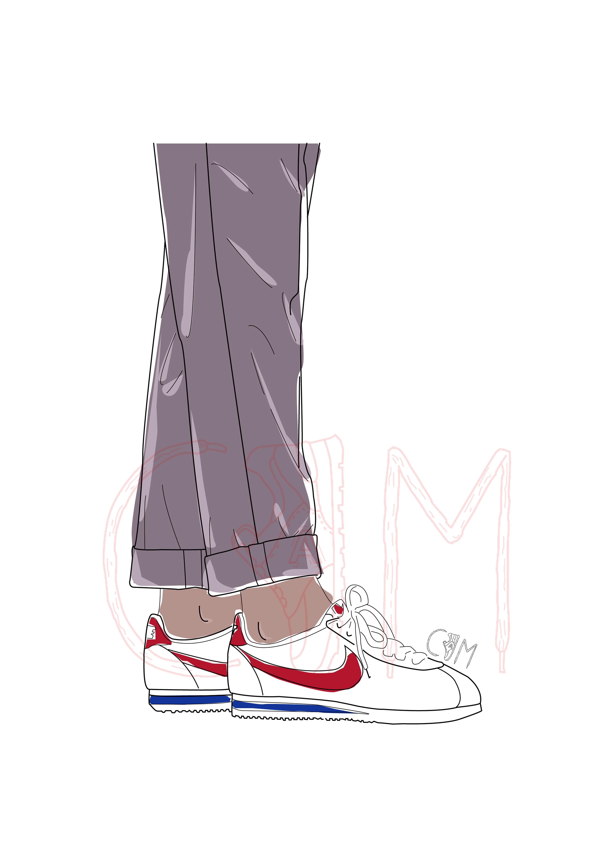 Cam Xv Les Sneakers