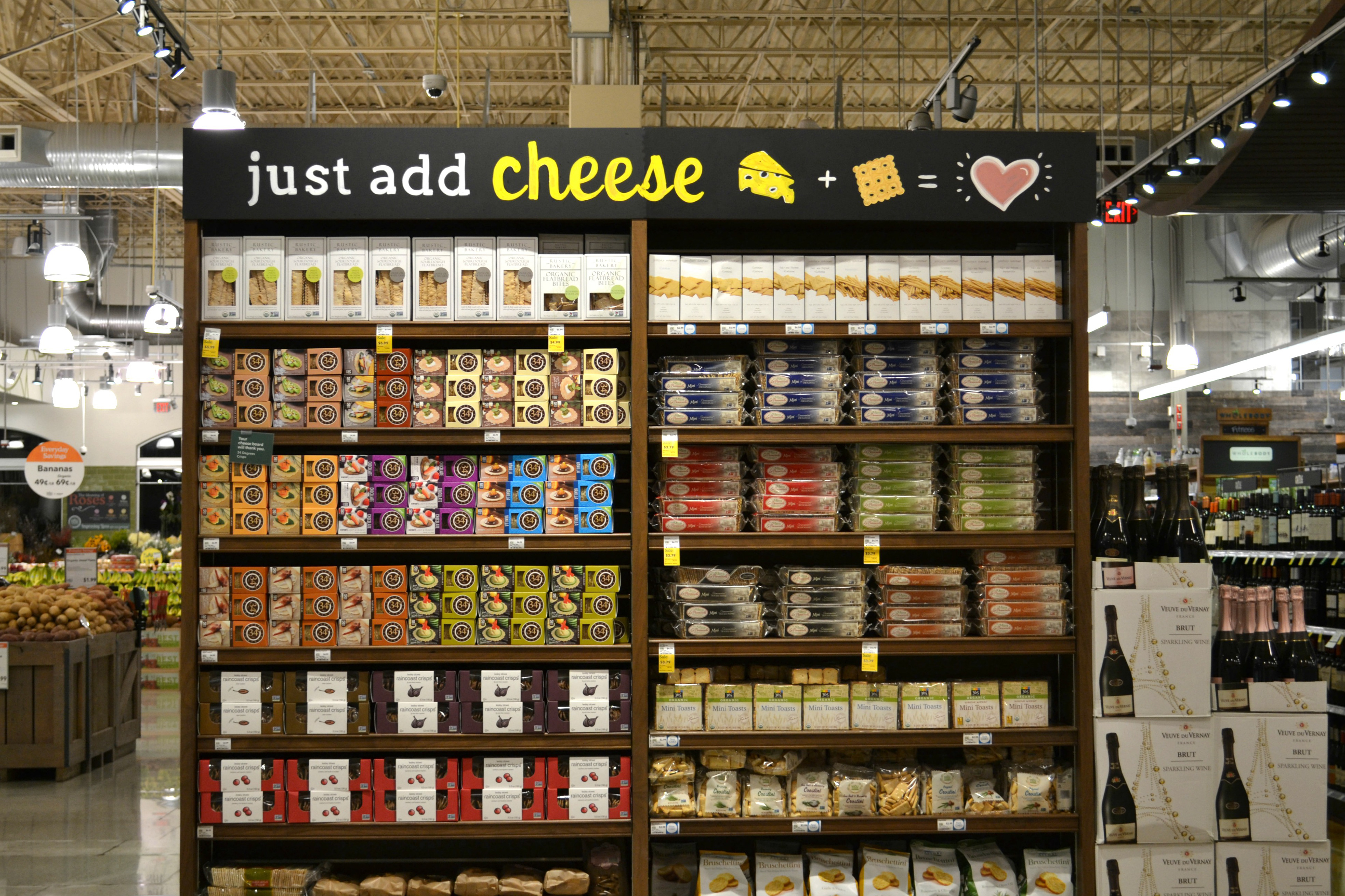 amanda pagán whole foods market just add cheese display header