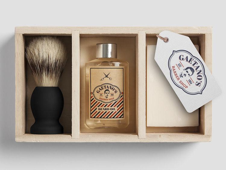 David's Designs - Gaetano's Barber Shop