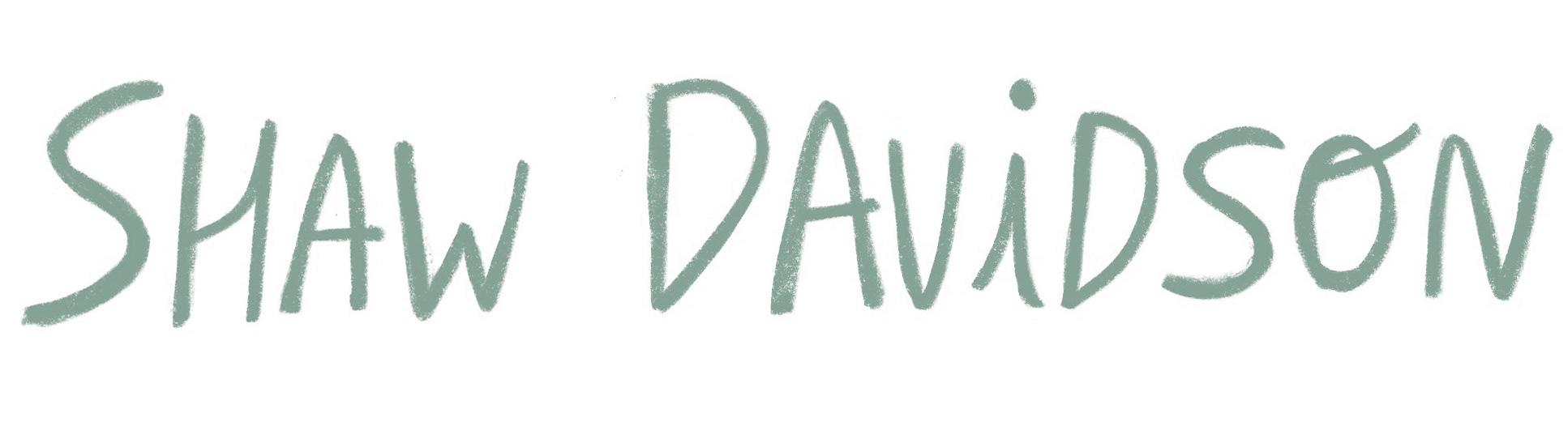 Shaw Davidson