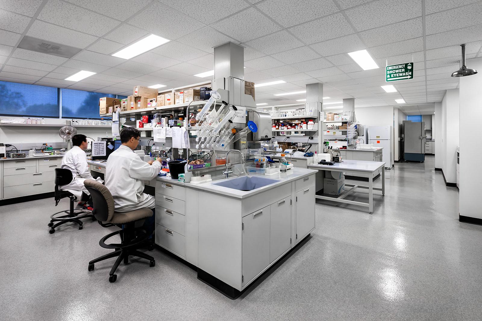 RMA Architectural Photographers - Laboratories