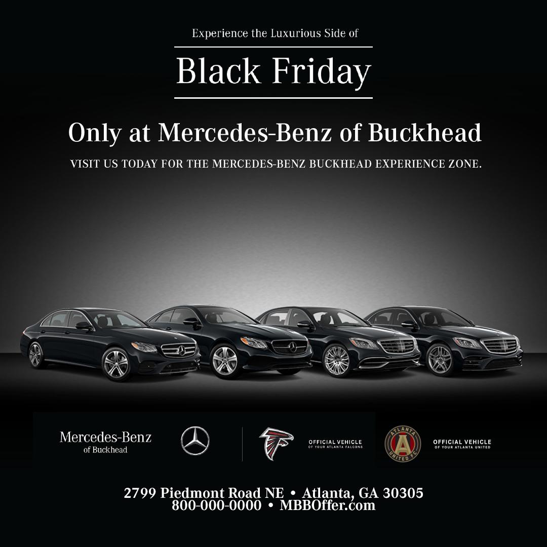 Mercedes Benz Of Buckhead >> William Johnson Mercedes Benz Of Buckhead Ig Ad